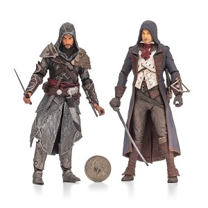 Assassin's Creed Series 3 Action Figures
